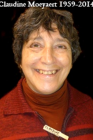 Claudine Moeyaert 1959-2014