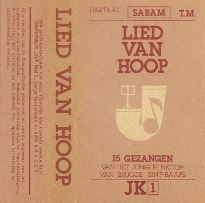 Lied van Hoop - cassette 1985