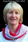 Sonja Defruyt 1961-2010